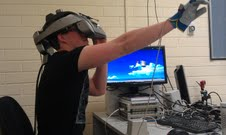 Head-turning Approach to Eye-tracking in Immersive Virtual Environments
